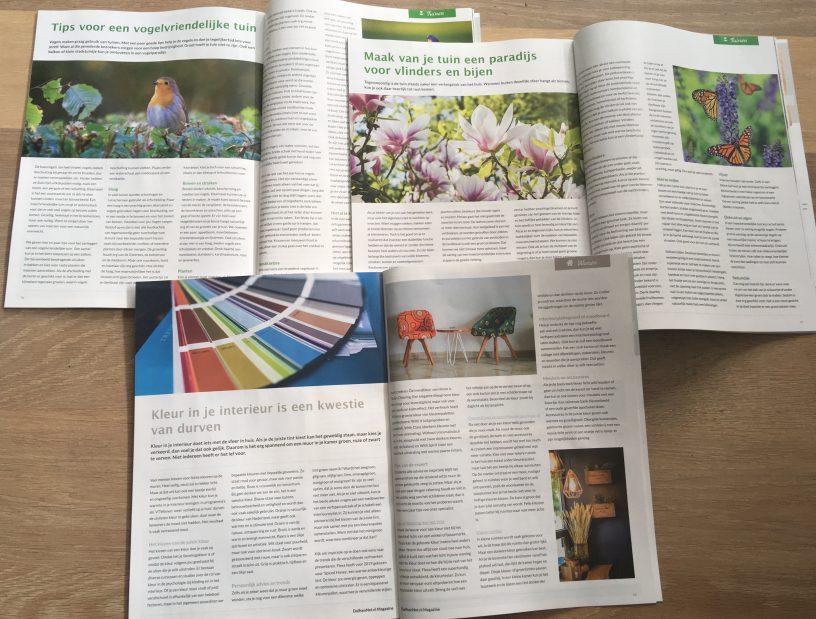 Artikelen in tijdschriften